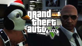 SUPERHEROJI ! MUDJA I CALE ! Grand Theft Auto V - Mudjine & Caletove Avanture #1 thumbnail