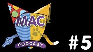 Magic Animal Club Podcast - Episode 5