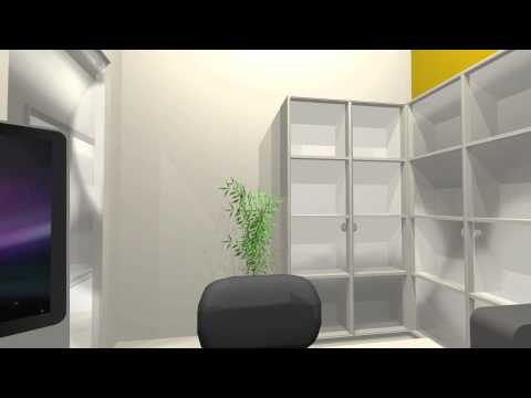 3D design for Office in Singapore