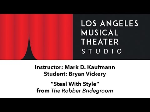 Los Angeles Musical Theater Studio: Class Clip #1