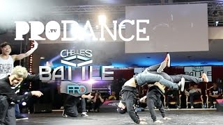 Fusion MC vs Eastside BBoys | Semi Final | Chelles Battle Pro 2015