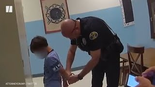 Florida Police Arrest 8-Year-Old At School