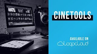 Cinetools Now Available on Loopcloud | Cinematic SFX Film Trailer Sounds Samples Loops