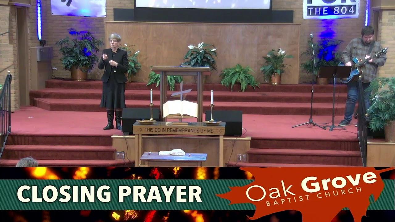 OGBC Sunday Morning Worship (March 7, 2021)