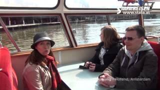Gambar cover STAFA REISEN Reisevideo: Amsterdam Stadtbesichtigung, Holland