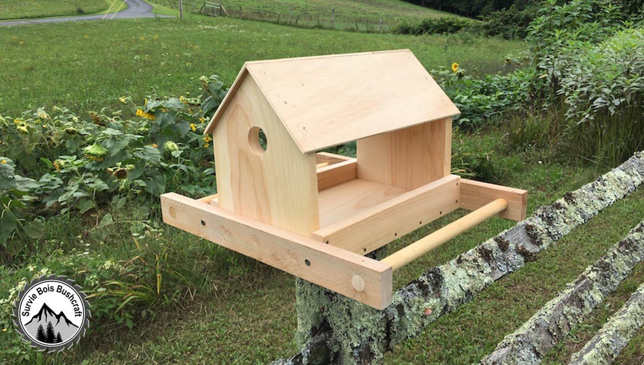 Plan Pour Fabriquer Une Table De Jardin