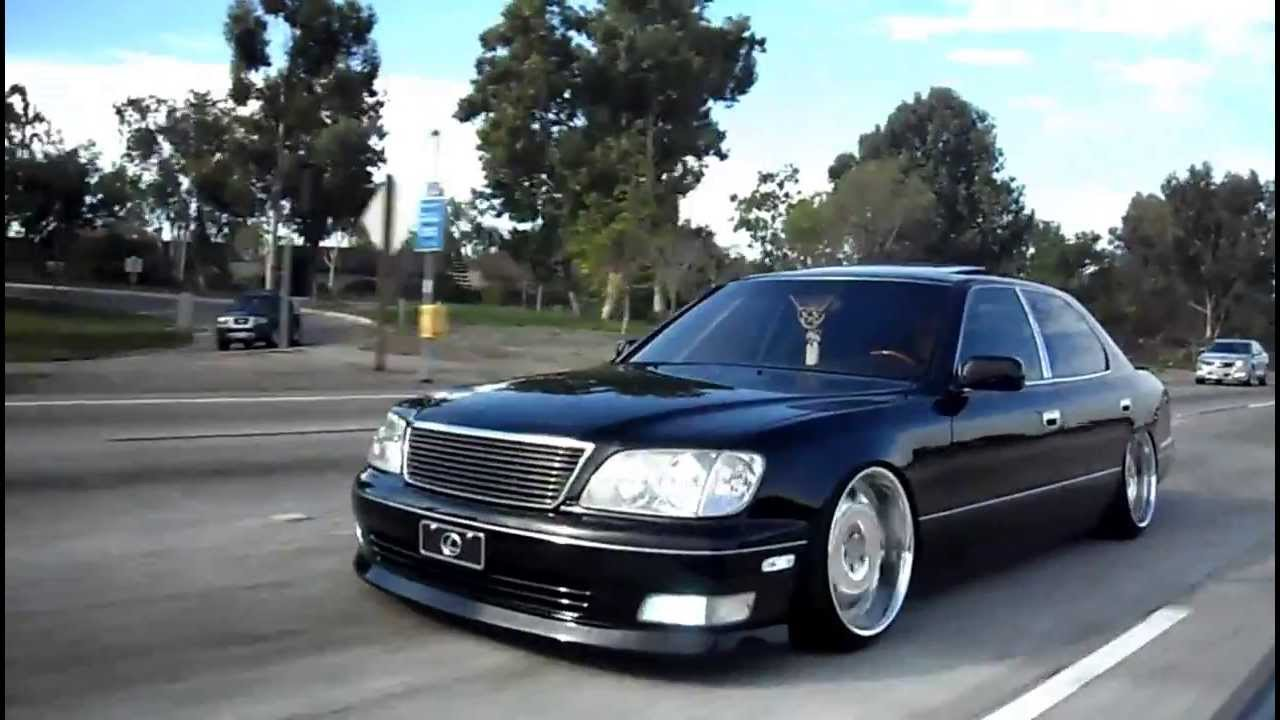 Socal Static Lexus Ls400 Ucf20 Vip Youtube