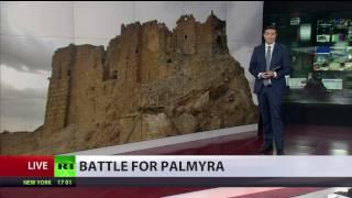 Syrian Army retakes Palmyra citadel, advances against ISIS