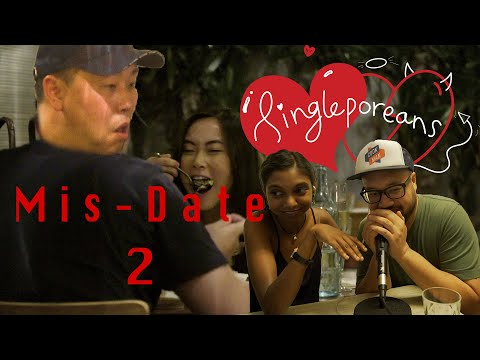 EPIC PRANK by Masterchef Judge Bjorn Shen and Singleporeans at restaurant Artichoke | Mis-Date Ep 2 from YouTube · Duration:  6 minutes 20 seconds