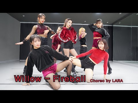 [순천댄스학원 TDSTUDIO] Willow Smith (ft. Nicki Minaj) - Fireball / CHOREO BY LARA