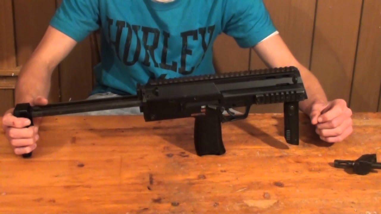 Tokyo Marui MP7 Airsoft Gun Review