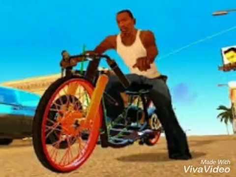 Gambar Motor Drag Kartun Motorsites Co