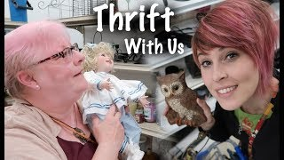 """We Bought Thrift Store """"Junk"""" For Profit   Thrift with Us   Reselling"""