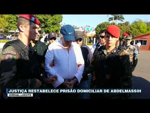 Justiça Restabelece Prisão Domiciliar De Abdelmassih