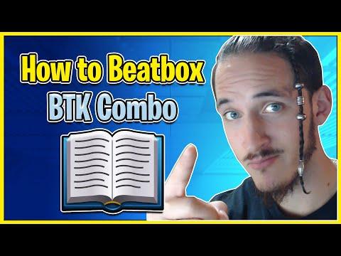 BTK Combo | Beatbox Tutorial