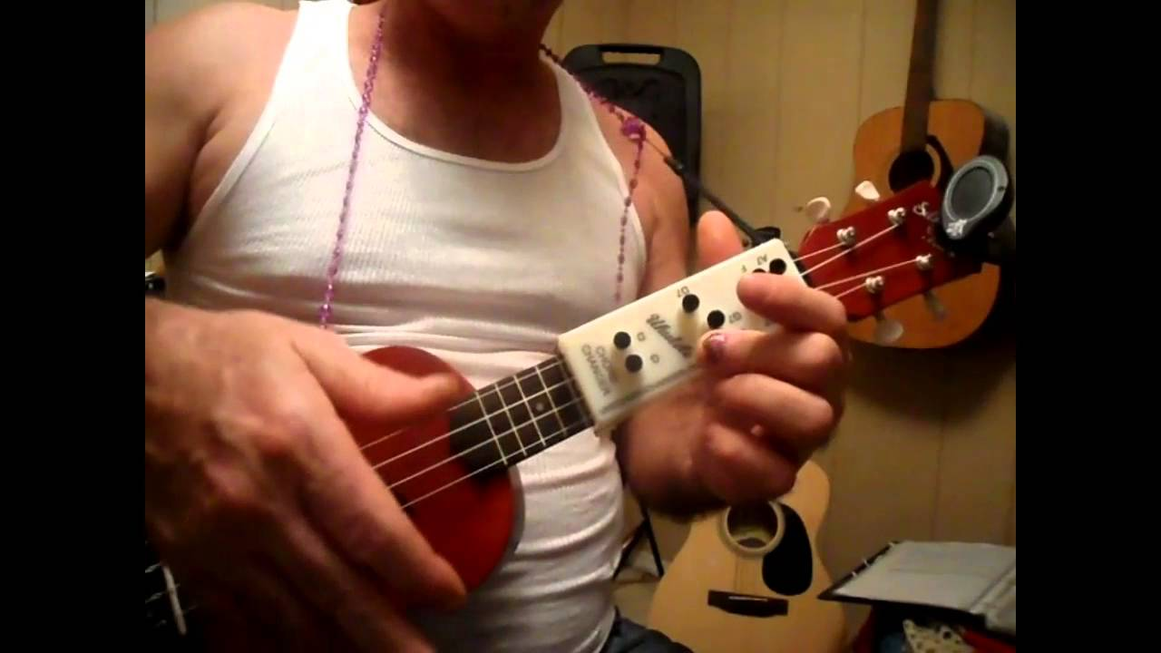 Ukulele Chord Changer How To Play This Train Youtube