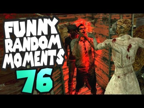 Dead by Daylight funny random moments montage 76