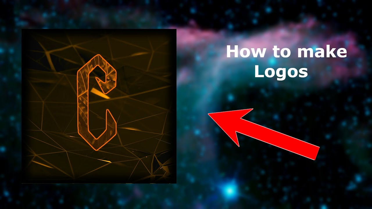 How To Make Logos On Old Pixlr Youtube