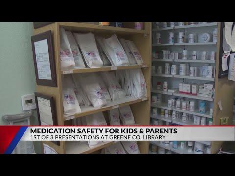 Medication Safety for Parents & Children