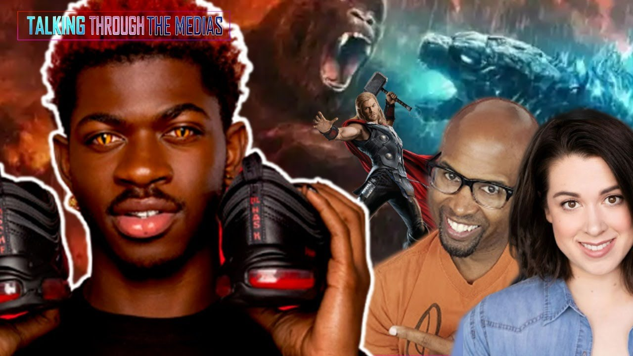 LIL Nas X Tweets - Russell Crowe In Thor - Godzilla vs Kong Ep. 183