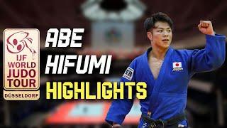 Abe Hifumi 阿部一二三 Dusseldorf Grand Slam 2020 Highlights
