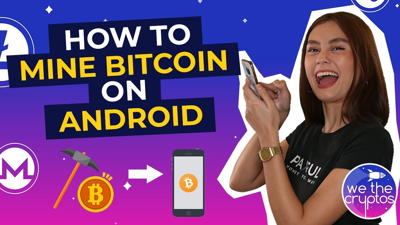 cryptocurrency mining on android phone