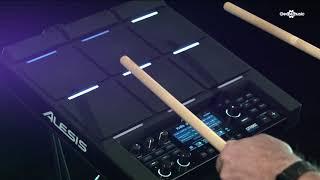 Alesis Strike MultiPad Sampling Drum Pad   Gear4music