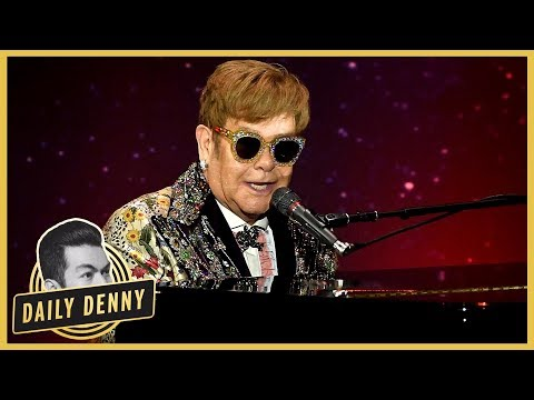 "Elton John REALLY Retiring After Final World Tour: ""I'm Not Cher ..."" 