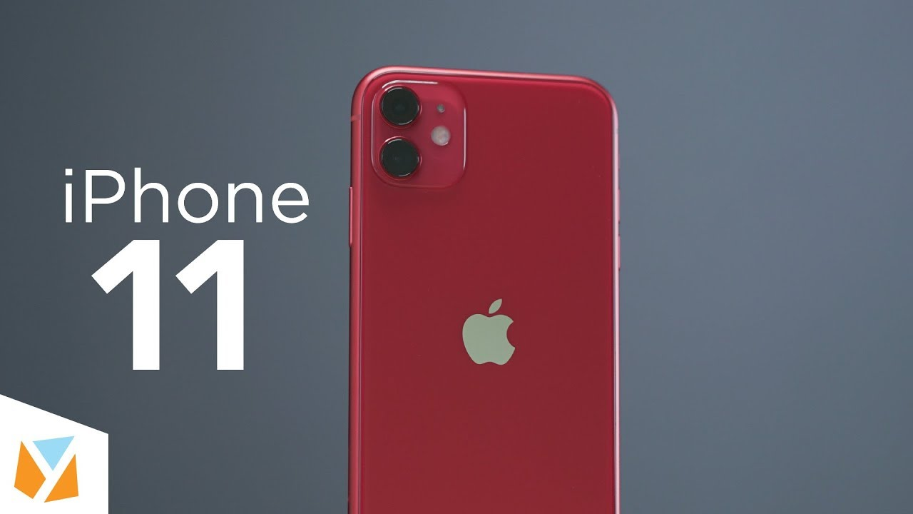 iPhone 11 Unboxing and Hands-on: (PRODUCT) RED is dope! - YouTube