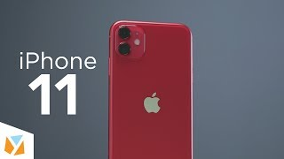 iPhone 11 Unboxing and Hands-on: (PRODUCT) RED is dope!
