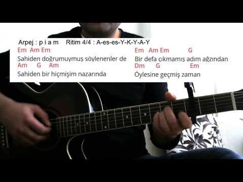 Gitar Dersi - Buray Sahiden