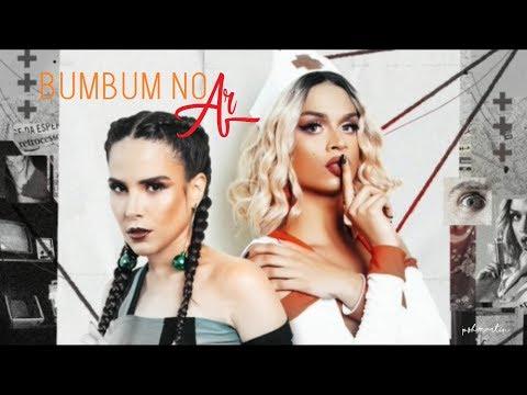 Lia Clark feat Wanessa Camargo - Bumbum No Ar (audio)