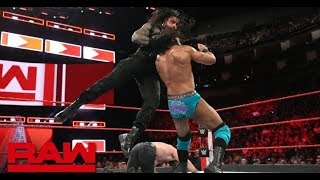 RAW June 5, 2018 summary