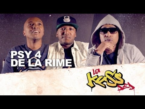 Psy 4 de la Rime - La KassDED (avec Soprano, Alonzo et Vincenzo)