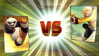 KungFu Panda: Battle of Destiny - Po Vs Tingess | Arena Fight