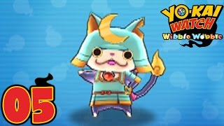 Yo-Kai Watch Wibble Wobble - Part 5 -  The Legendary Shogunyan