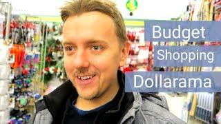 Shopping on a Budget  - Exploring Dollarama