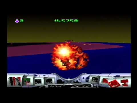 Atari Jaguar Cybermorph Final Stage u0026 Ending