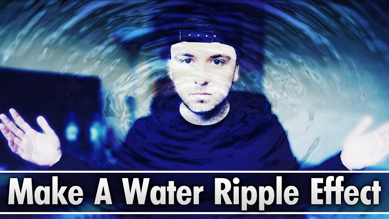 Vegas Pro 15: How To Make A Water Ripple Effect - Tutorial #250