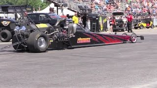 Top Dragster New England Nationals 2015