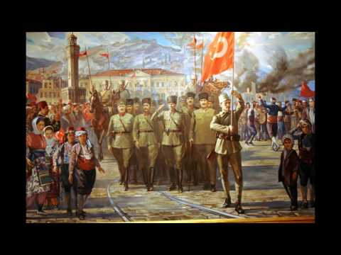"""Turkish Patriotic Song - """"Ceddin Deden"""""""