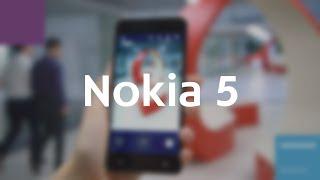 Видеообзор смартфона Nokia 5