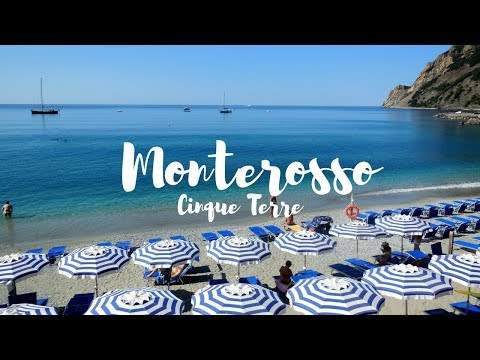 Monterosso, Cinque Terre | TRAVEL GUIDE - Where To STAY, Things To DO