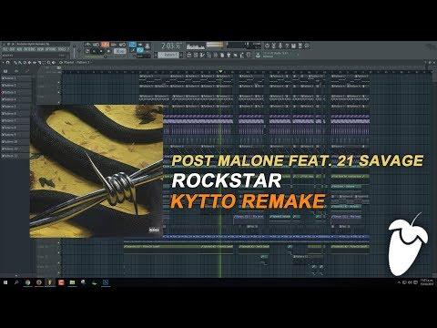Post Malone Feat. 21 Savage - Rockstar (FL...