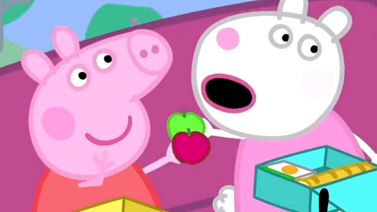 Peppa Pig en Espaol Episodios completos  La excursi