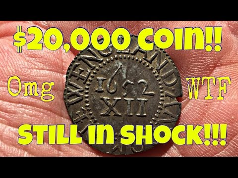 WOW! $20,000 Coin Dug Metal Detecting!! Find of a LIFETIME! Unreal! XP Deus, AT Gold