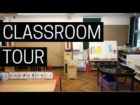EYFS CLASSROOM TOUR | CHANGES TO THE ROOM | EARLY YEARS LEARNING ENVIRONMENT TOUR & REDESIGN