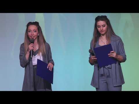 Отчетный концерт хореографического отделения ДШИ: 10 лет (18 мая 2019 года)