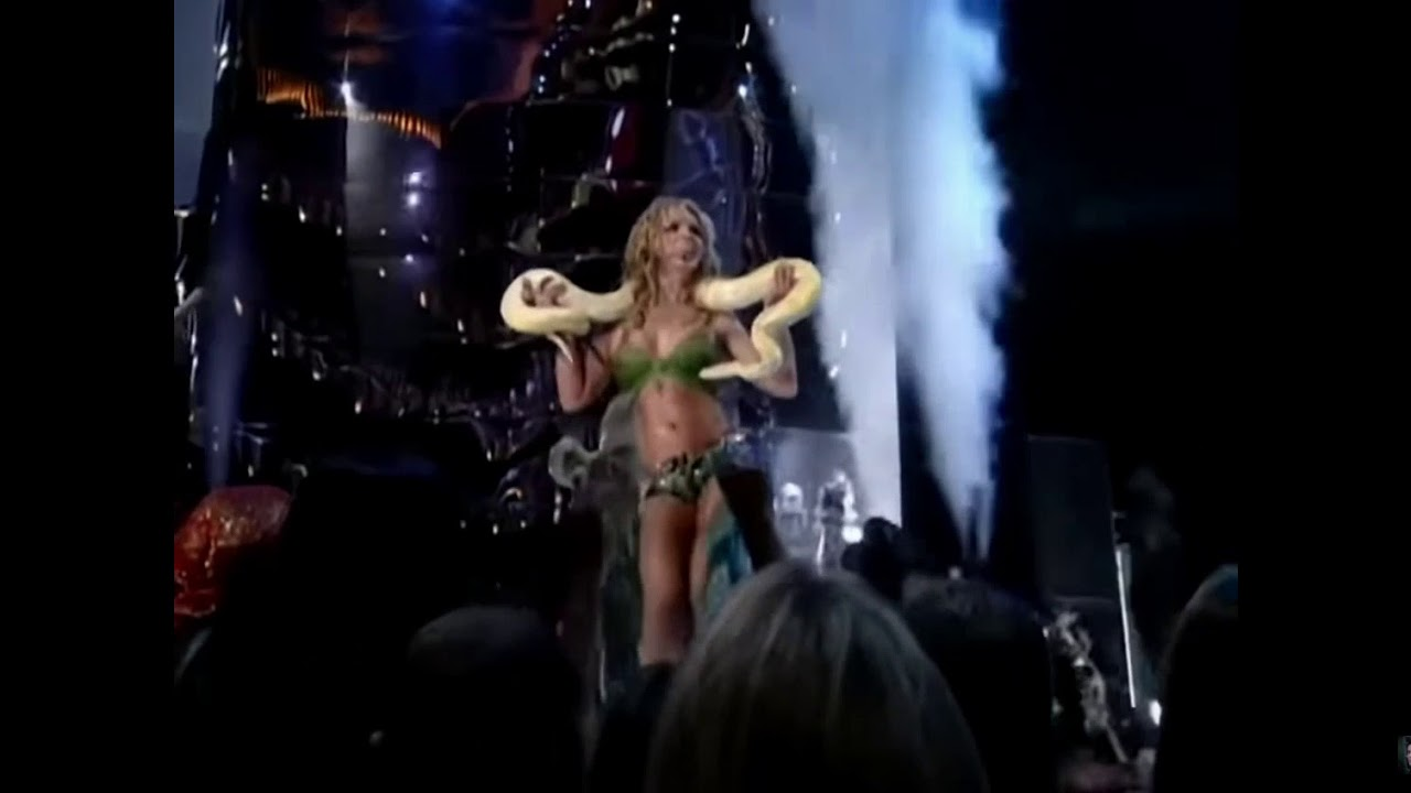 Hips Don't Lie, at Least not Britney's!
