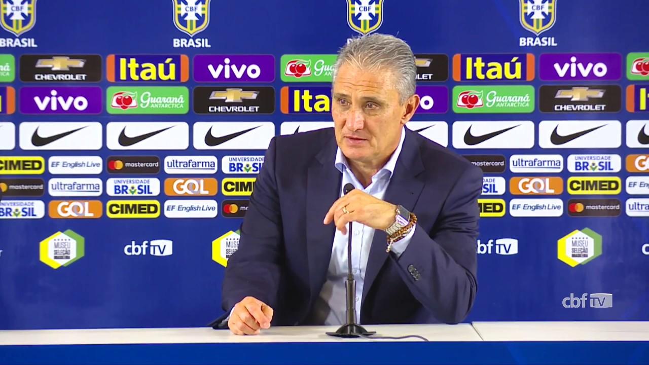 Resultado de imagem para seleção brasileira 2017 tite